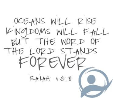 Isaiah40.8